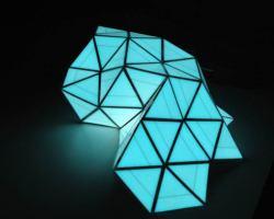 geometric-sculpture