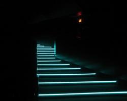 theatre step lighting